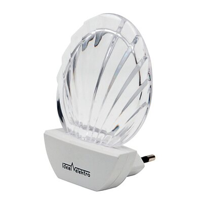 Ideal Lampka wtykowa Sheldo LED 0,5 W