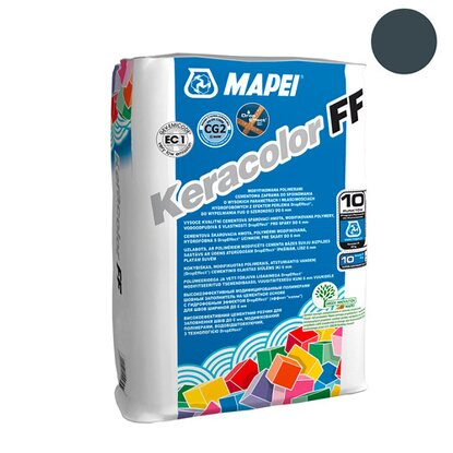Mapei Fuga cementowa  Keracolor FF 114 antracyt 20 kg