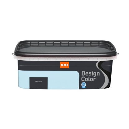 OBI Emulsja Design Color aqua 2,5 l