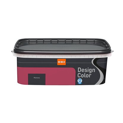 OBI Emulsja Design Color malina 2,5 l