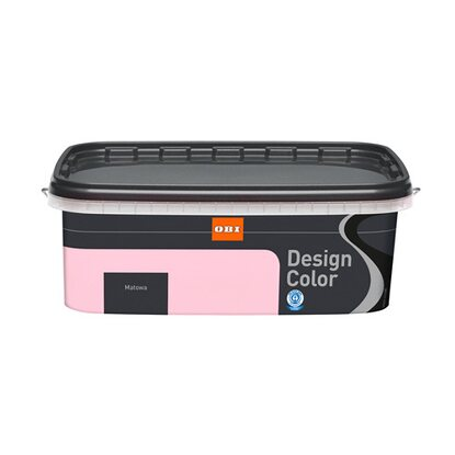 OBI Emulsja Design Color rose 2,5 l