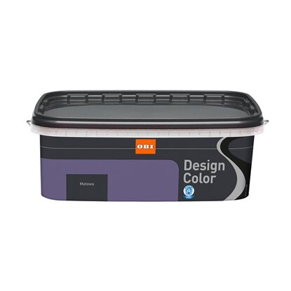 OBI Emulsja Design Color lawenda 2,5 l