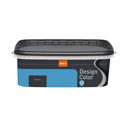 OBI Emulsja Design Color ocean 2,5 l