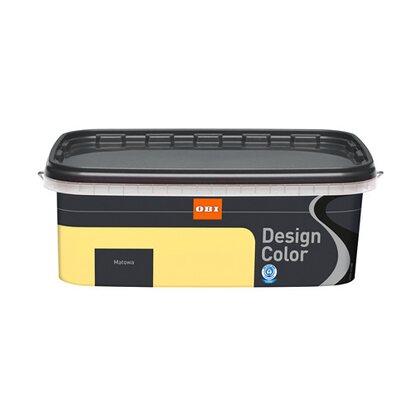 OBI Emulsja Design Color lemoniada 2,5 l