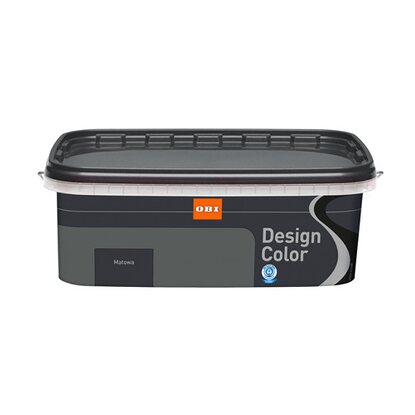 OBI Emulsja Design Color grafit 2,5 l