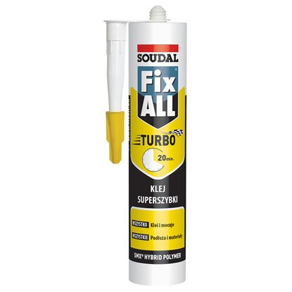 Soudal Klej Fix All Turbo 290 ml