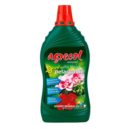 Agrecol Nawóz mineralny do pelargonii 500 ml