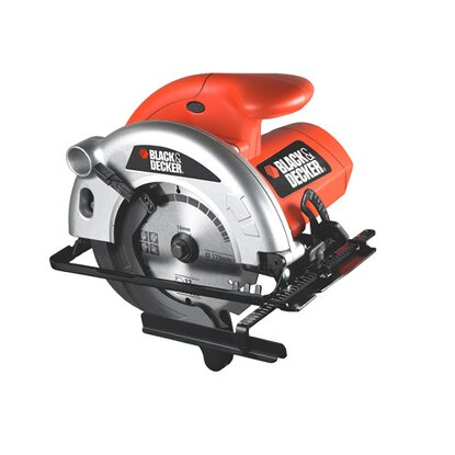 Black&Decker Pilarka tarczowa CD601-XK 170 mm 170 mm 1100 W