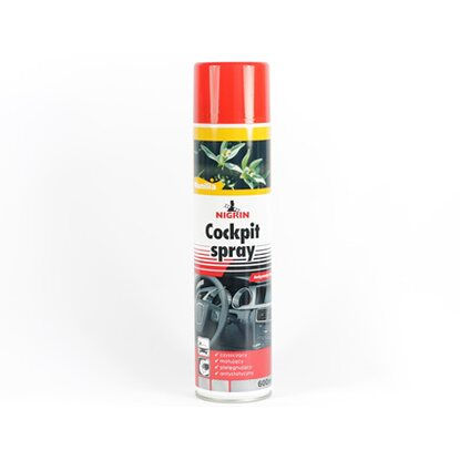 Spray do cocpitu Wanilia 600Ml pianka