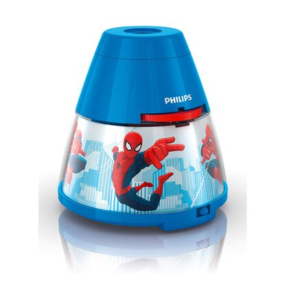 Philips Lampka biurkowa Spiderman 1x0,1 W + 3x0,3 W LED