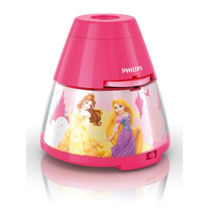 Philips Lampka biurkowa Princess 1x0,1 W + 3x0,3 W LED