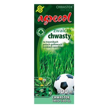 Agrecol Chwastox Trio 540 SL 100 ml