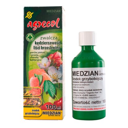 Agrecol Miedzian Extra 350 SC 100 ml