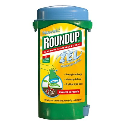 Roundup Żel 140 ml