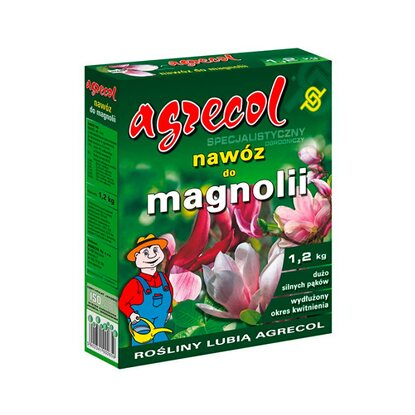 Agrecol Nawóz do magnolii 1,2 kg