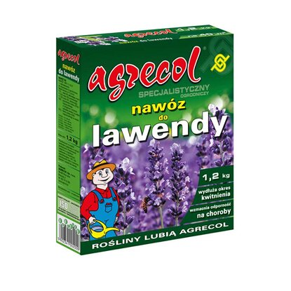 Agrecol Nawóz do lawendy 1,2 kg