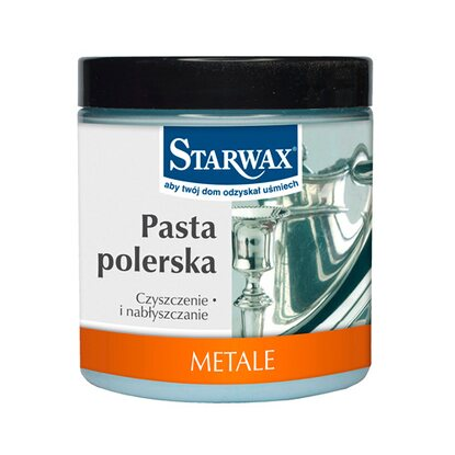 Starwax Pasta polerska do metalu 250 g