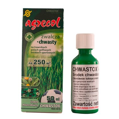 Agrecol Chwastox Trio 540 SL 50 ml