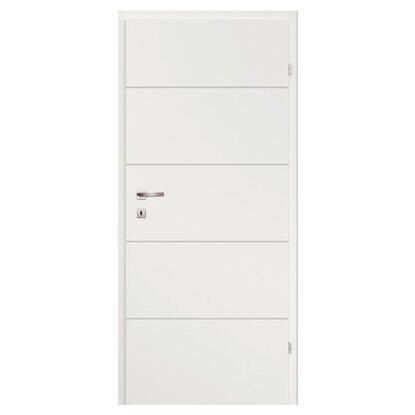 Classen Skrzydło drzwiowe Akcent 1 białe 80P