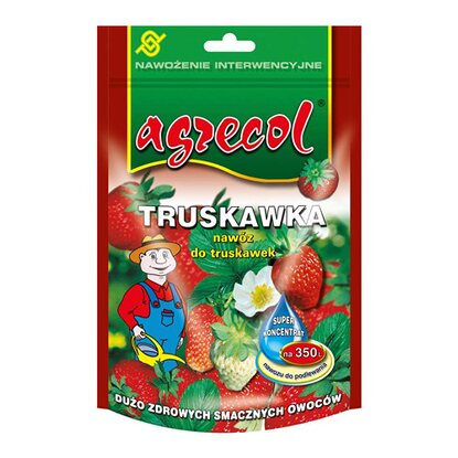 Agrecol Nawóz do truskawek 350 g