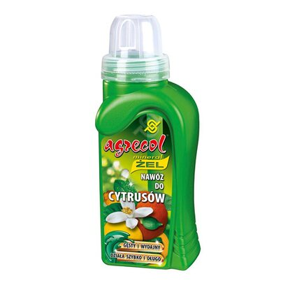 Agrecol Nawóz mineral żel do cytrusów 250 ml