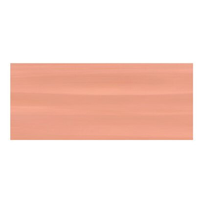 Ceramika Color Glazura Love salmon 25 cm x 60 cm