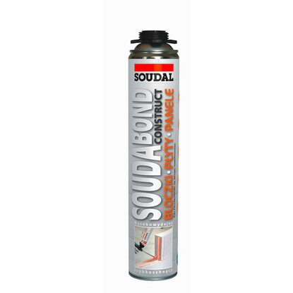 Soudal Klej do bloczków Soudabond Construct 750 ml