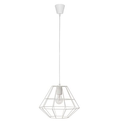 TK Lighting Lampa wisząca Diamond 1x60 W E27