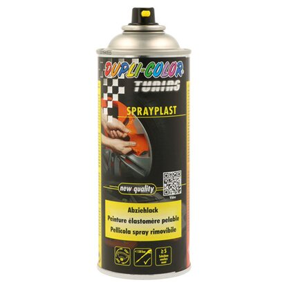 Dupli-Color FoliaSpray Sprayplast transparentny połysk 400ml