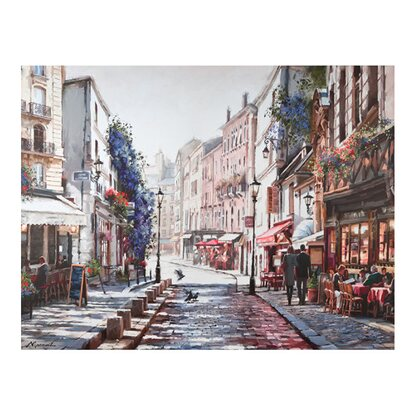 Obraz Canvas Watercolor ST239 85 cm x 113 cm
