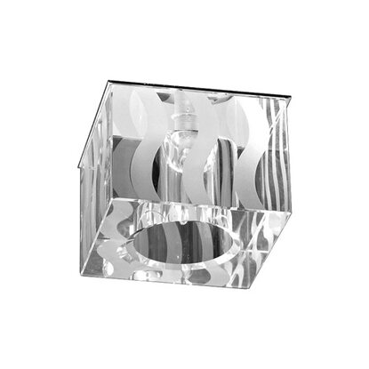 Spot-light Oczko Crystal Cube pasy 1x20 W G4