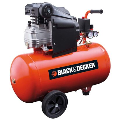 Black&Decker Kompresor olejowy 50l 8bar