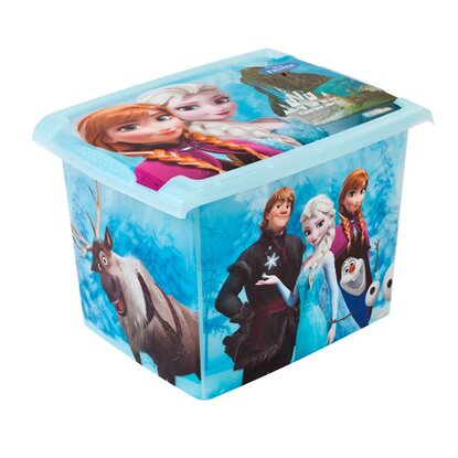OKT Pojemnik Fashion box Frozen 20,5 l