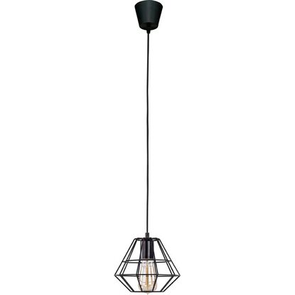 TK Lighting Lampa sufitowa Diamond 1x60W E27