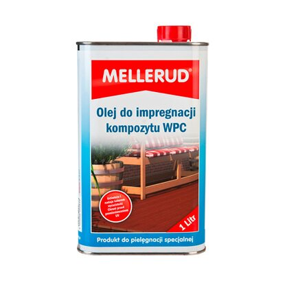 Mellerud Olej do impregnacji WPC Care Oil 1 l