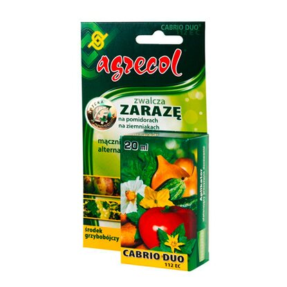Agrecol Cabrio Duo 112 EC 20 ml