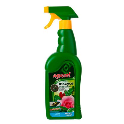 Agrecol Karate Spray na mszyce 500 ml
