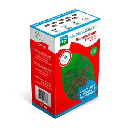 Global Grass Mieszanka traw Renovation standard 500 g