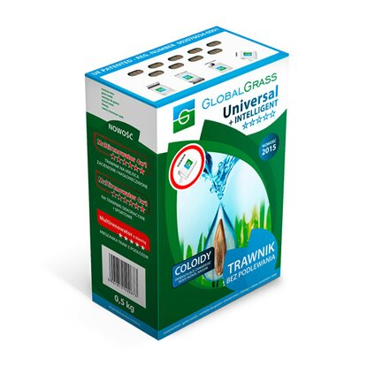 Global Grass Mieszanka traw Universal + Intelligent 500 g