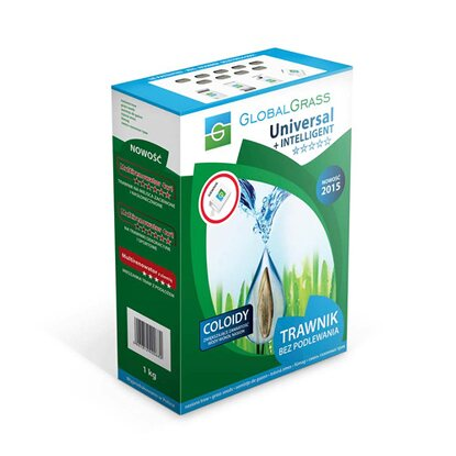 Global Grass Mieszanka traw Universal + Intelligent 1 kg