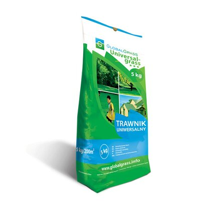 Global Grass Mieszanka traw Universal-grass 5 kg