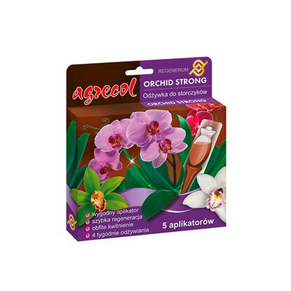 Agrecol Orchid Strong Regenerum 5 x 30 ml