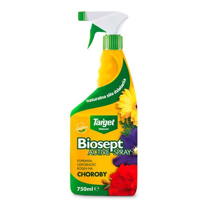 Target Natural Preparat Biosept Active 750 ml