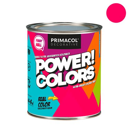 Primacol Farba akrylowa Power!Colors pink glasses 750 ml