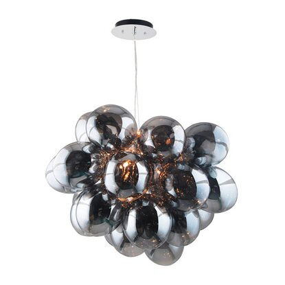 Spot-light Lampa wisząca Grape 8x28 W G9