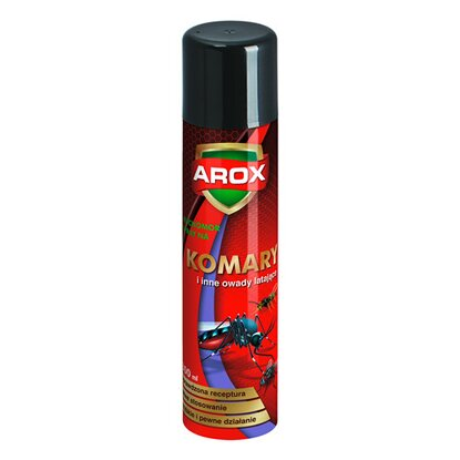 Arox Spray na komary Muchozol Extra New 300 ml
