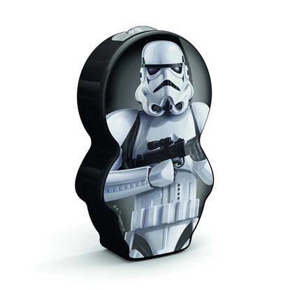 Philips Lampka nocna Stormtrooper 1xLED 0,3 W