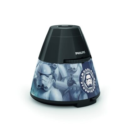 Philips Lampka biurkowa Star Wars 1x0,1 W + 3x0,3 W LED