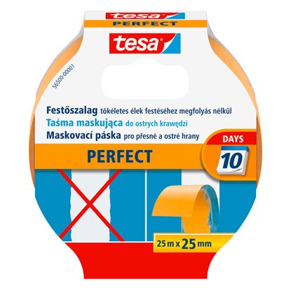 Tesa Taśma malarska Perfect 25 m x 25 mm