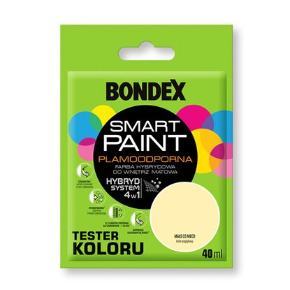 Bondex Tester koloru Smart Paint małe co nieco 40 ml